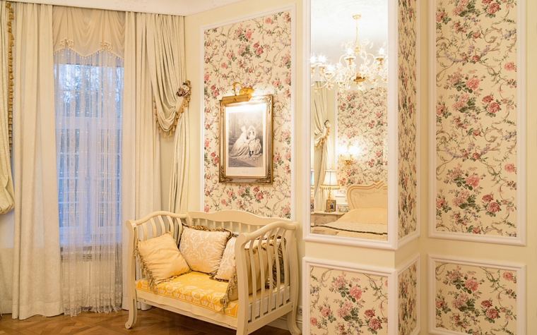 интерьер спальни - фото № 64872