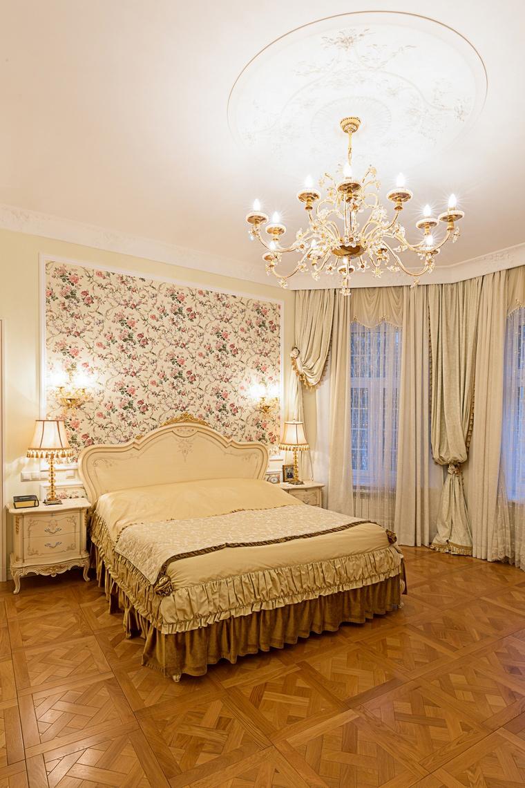 интерьер спальни - фото № 64873