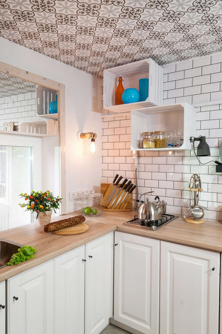 интерьер кухни - фото № 65303