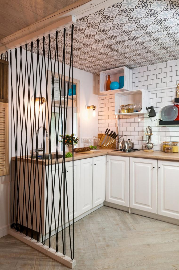 интерьер кухни - фото № 65302
