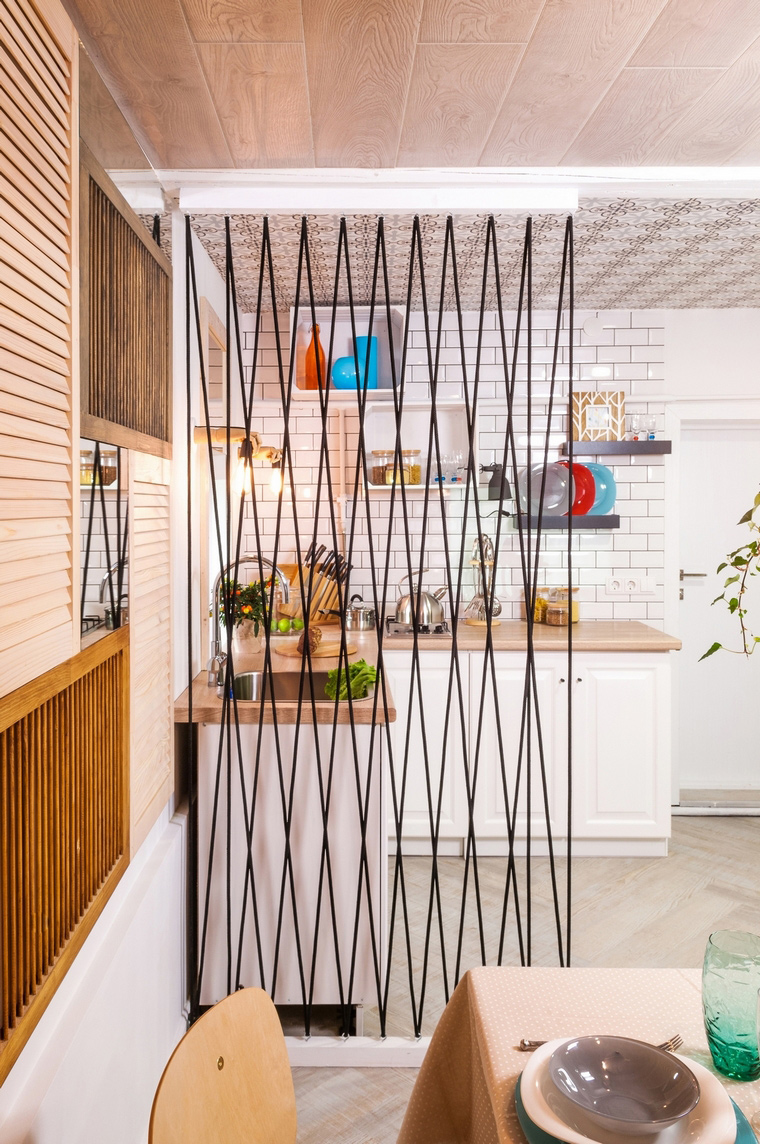 интерьер кухни - фото № 65301