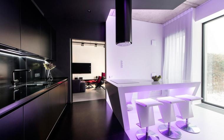 Фото № 65499 кухня  Квартира