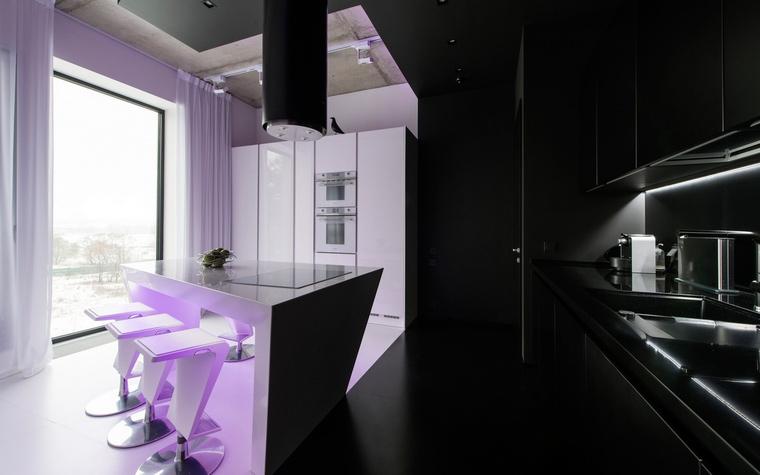 Квартира. кухня из проекта , фото №65497