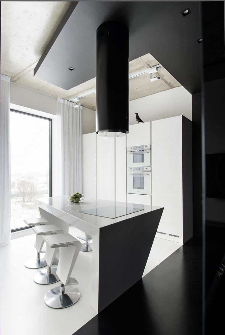 Фото № 65498 кухня  Квартира