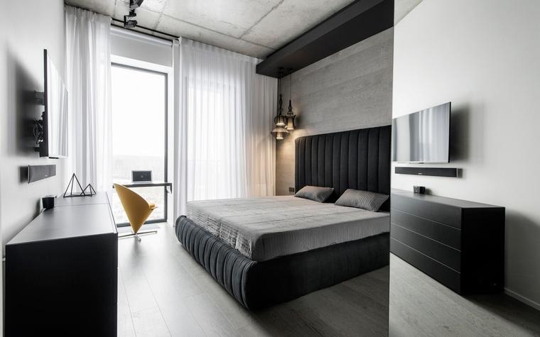 Фото № 65501 спальня  Квартира