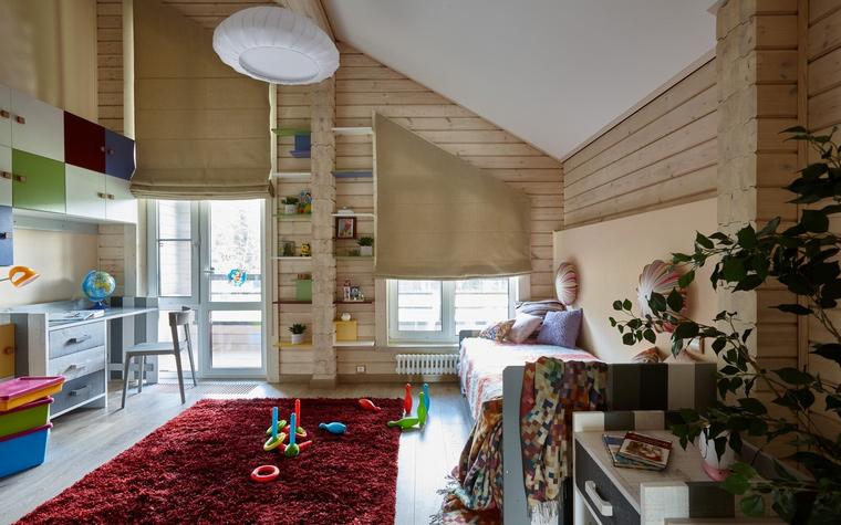 интерьер детской - фото № 65616