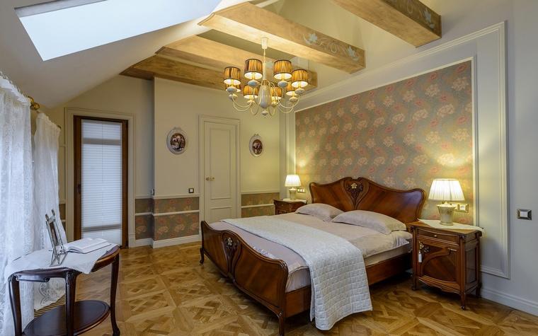интерьер спальни - фото № 65883