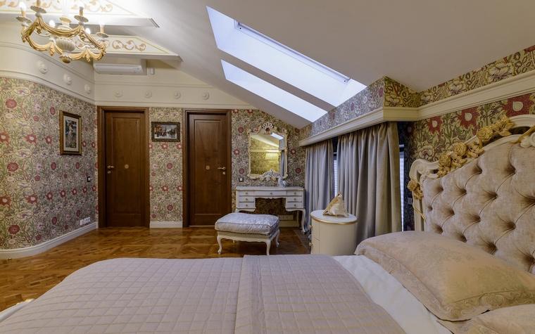 интерьер спальни - фото № 65891