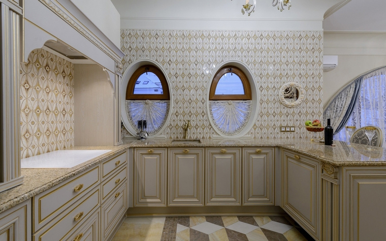интерьер кухни - фото № 65880