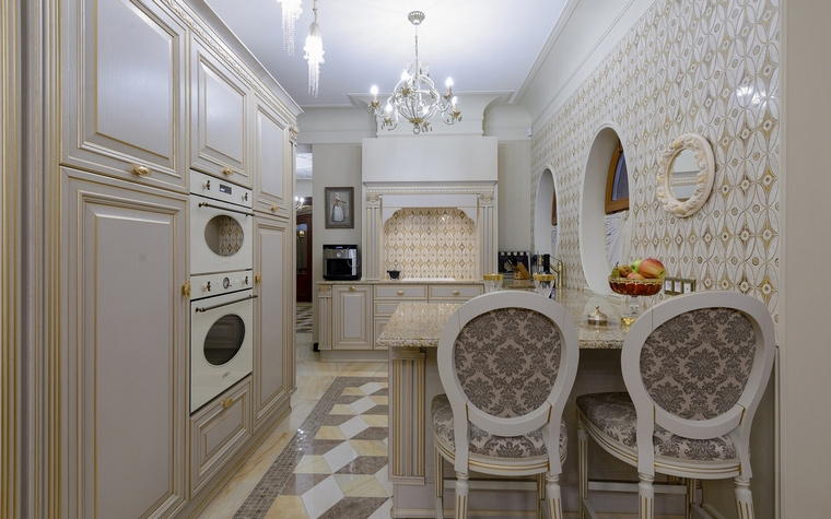 интерьер кухни - фото № 65881