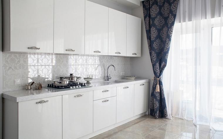 Фото № 66458 кухня  Загородный дом
