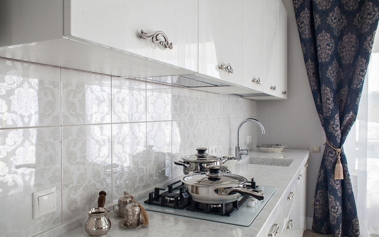 Фото № 66459 кухня  Загородный дом