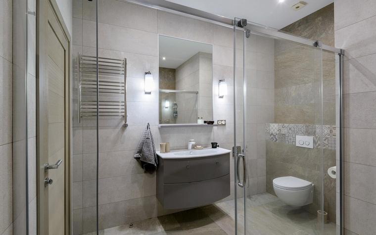 Фото № 66580 ванная  Загородный дом