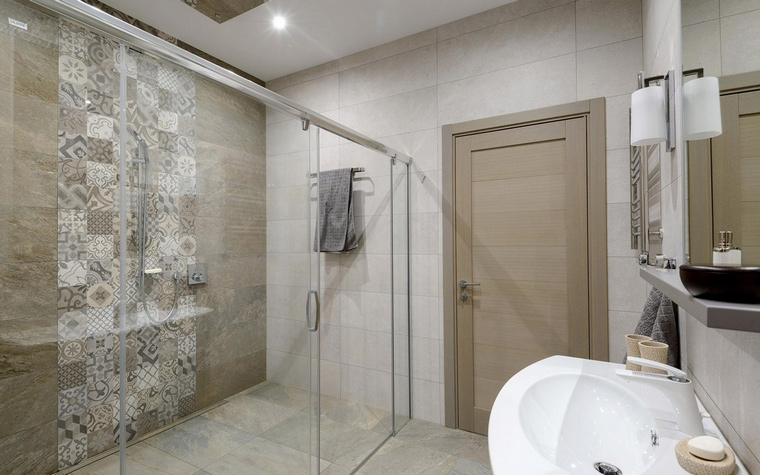 интерьер ванной - фото № 66581
