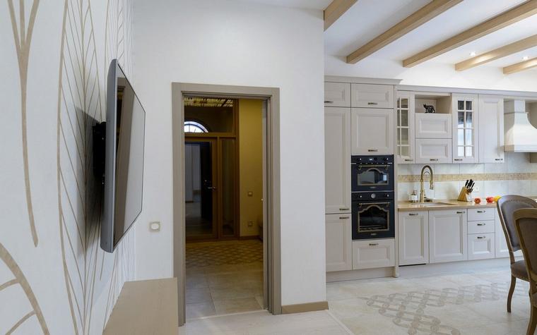 Фото № 66566 кухня  Загородный дом
