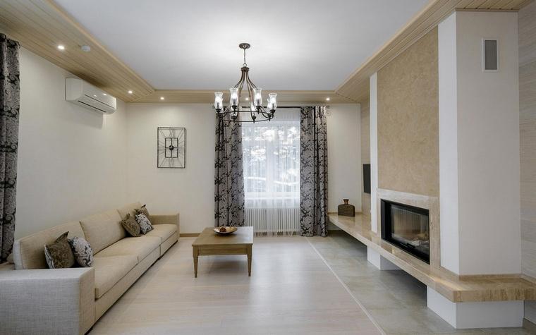 интерьер гостиной - фото № 66563