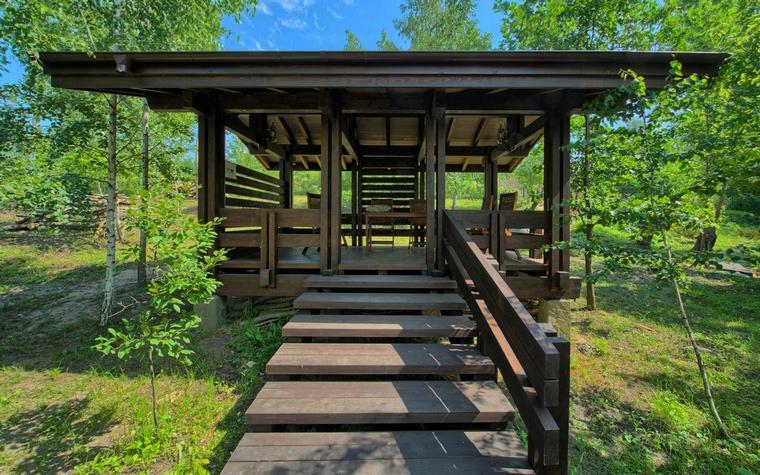 Загородный дом. беседка из проекта , фото №66828
