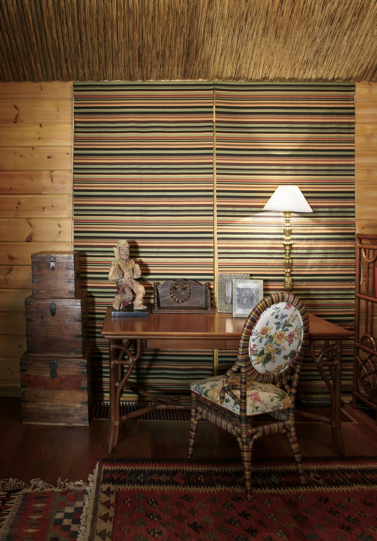 Фото № 66871 спальня  Загородный дом