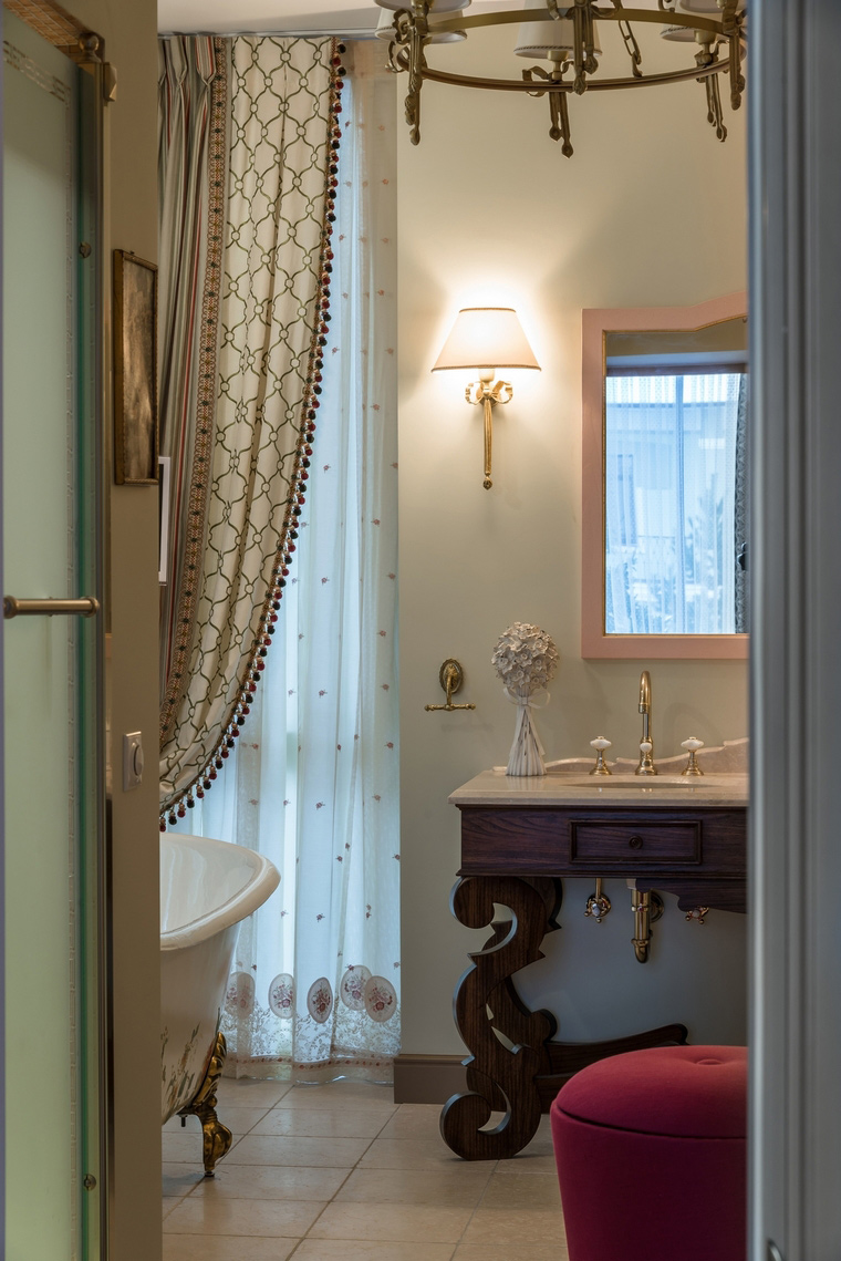 интерьер ванной - фото № 67135