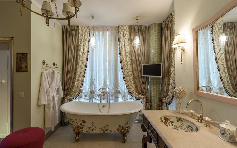 интерьер ванной - фото № 67136