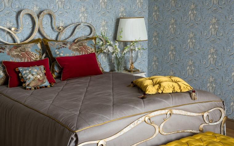 Фото № 67131 спальня  Загородный дом