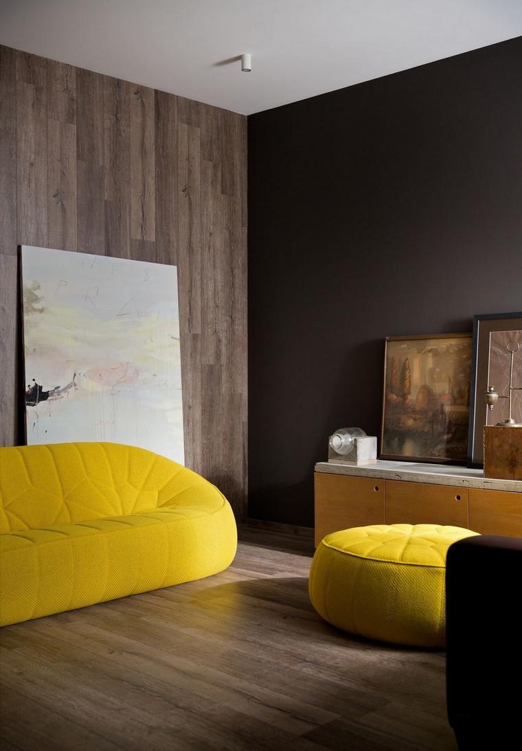 интерьер гостиной - фото № 67246