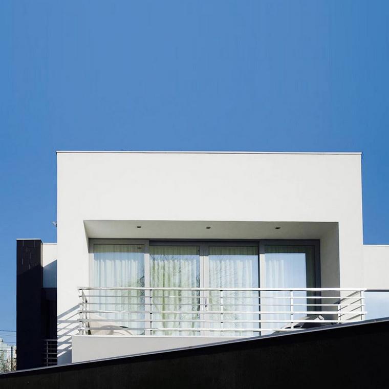 Фото № 67254 фасад  Загородный дом
