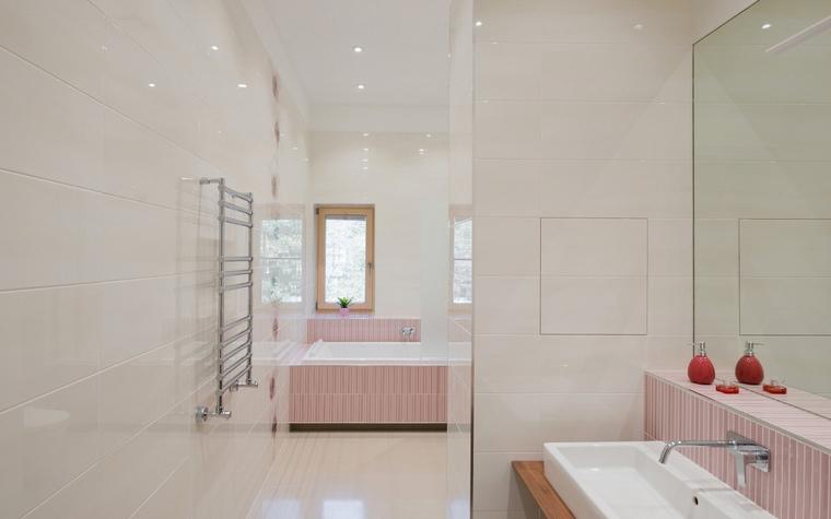 Фото № 67294 ванная  Загородный дом