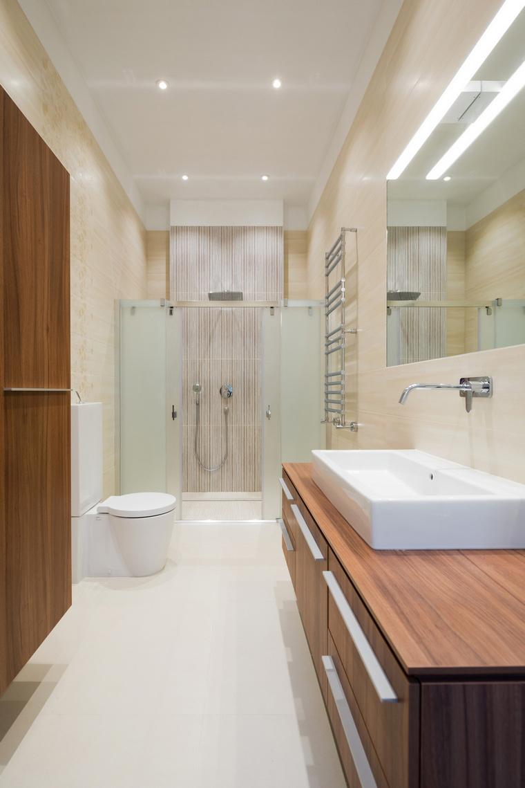 интерьер ванной - фото № 67295