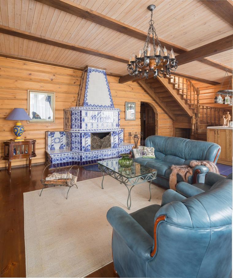 интерьер гостиной - фото № 67587