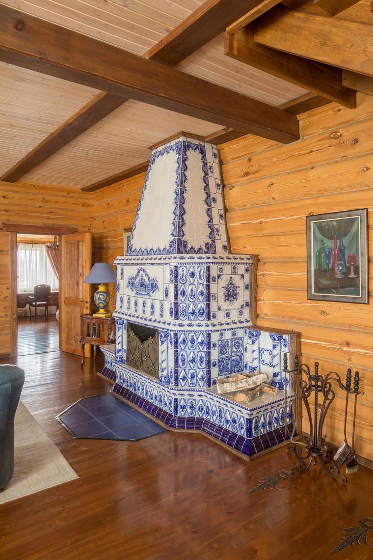 интерьер гостиной - фото № 67588