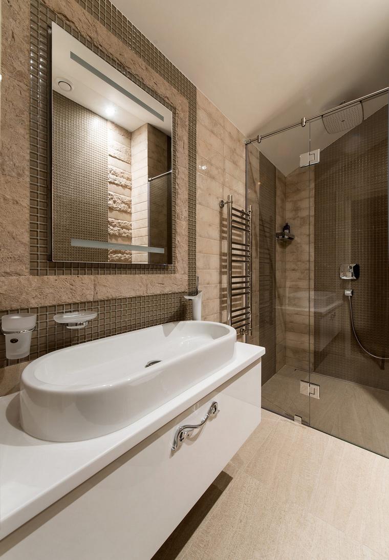Фото № 68199 ванная  Загородный дом