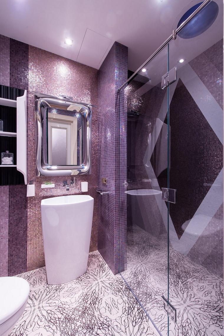 Фото № 68202 ванная  Загородный дом