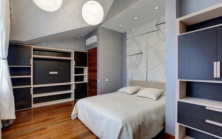 интерьер спальни - фото № 68368