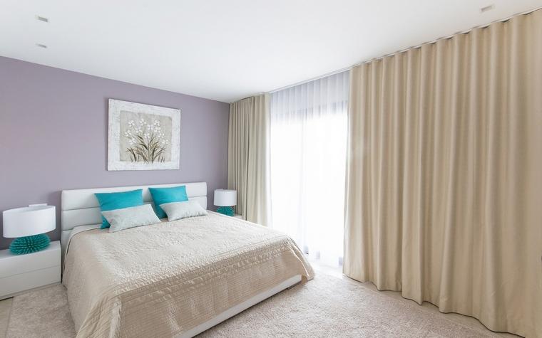 интерьер спальни - фото № 68582