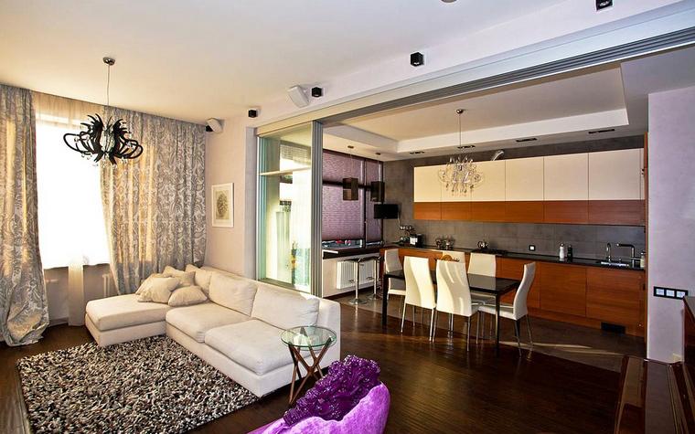 интерьер гостиной - фото № 68643