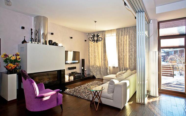 интерьер гостиной - фото № 68644