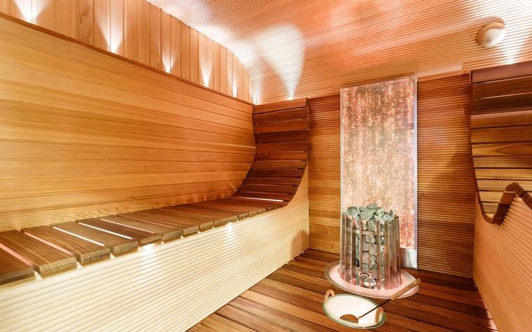 Фото № 68897 баня сауна  Загородный дом