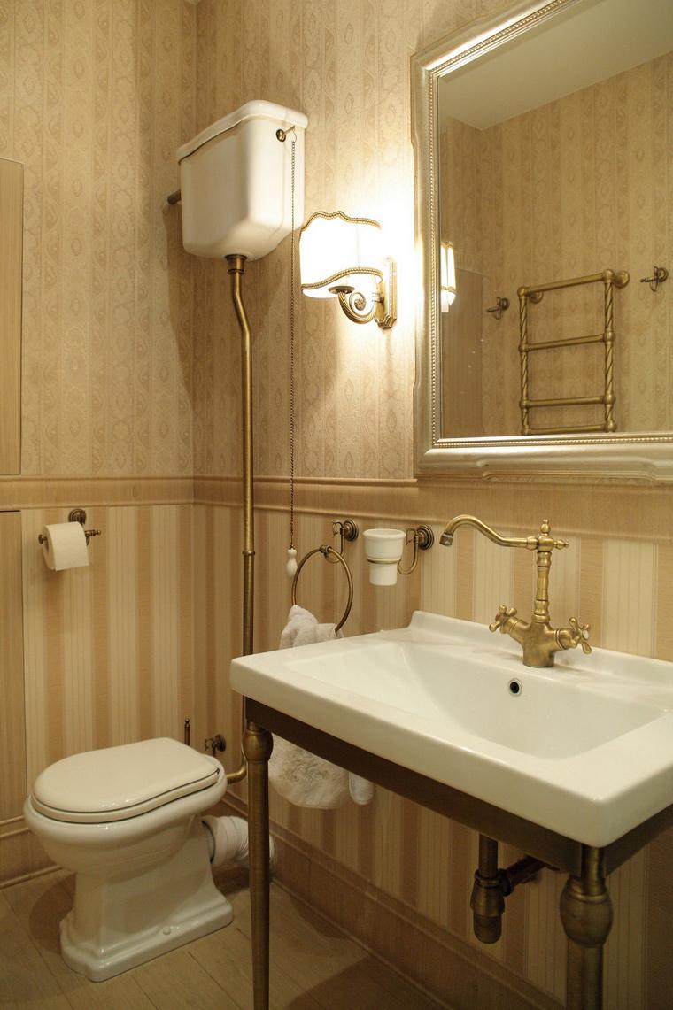 Фото № 68951 ванная  Загородный дом