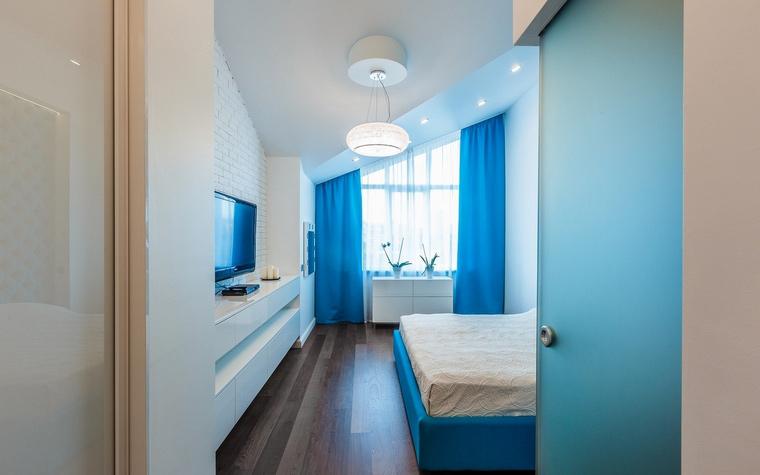интерьер спальни - фото № 69180