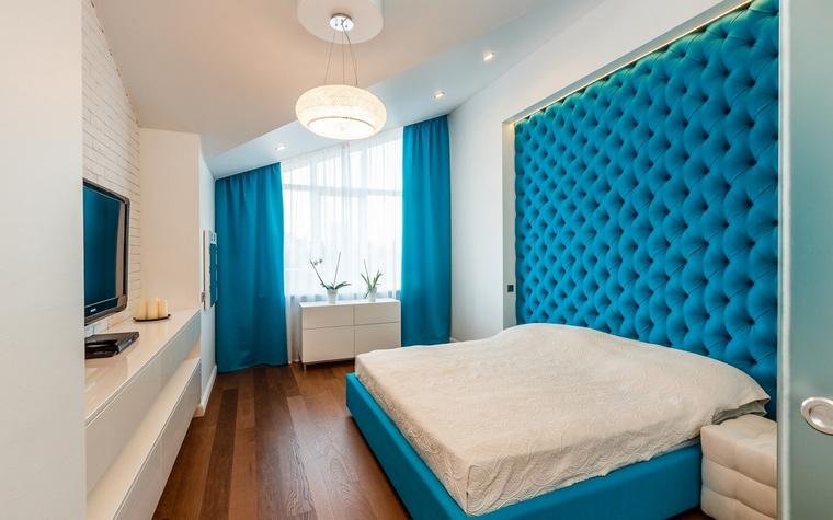 интерьер спальни - фото № 69181