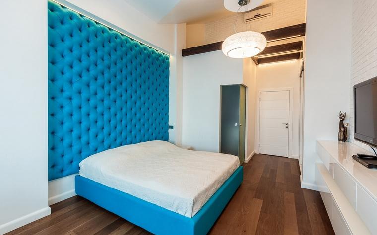 интерьер спальни - фото № 69182
