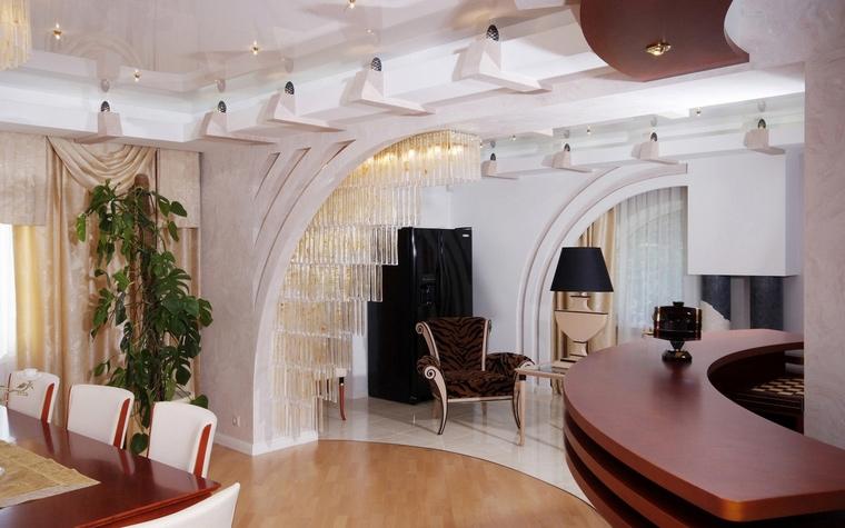 Фото № 69242 гостиная  Загородный дом
