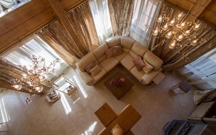 интерьер гостиной - фото № 69254