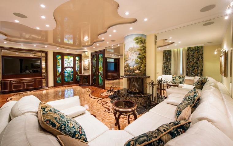 интерьер гостиной - фото № 69327