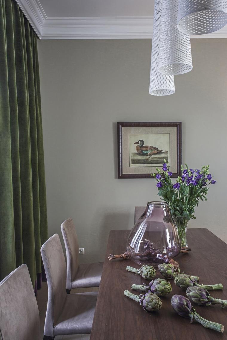 интерьер столовой - фото № 69351