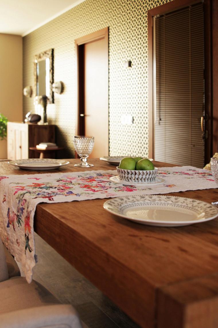Фото № 69398 кухня  Загородный дом