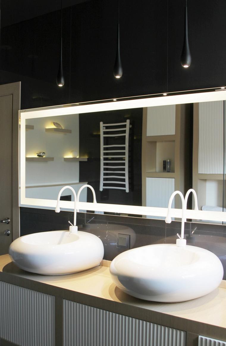 интерьер ванной - фото № 69408