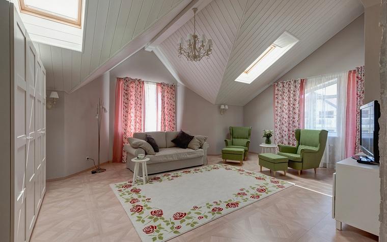 интерьер гостиной - фото № 69471