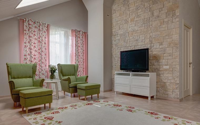 интерьер гостиной - фото № 69472